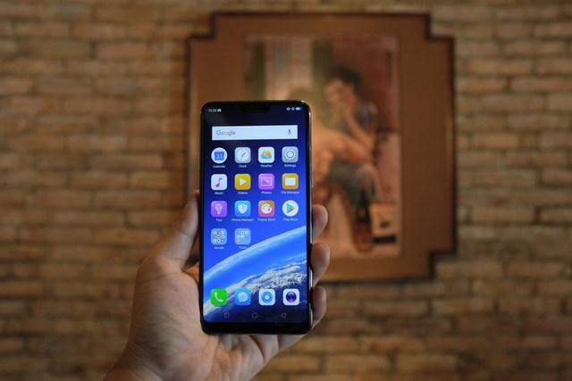 Giao diện hệ điều hành Android mới dành riêng cho OPPO F7 ngày càng thông minh, hiểu người dùng hơn. - Ảnh 1.