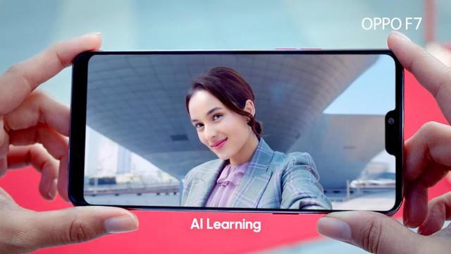 Giao diện hệ điều hành Android mới dành riêng cho OPPO F7 ngày càng thông minh, hiểu người dùng hơn. - Ảnh 3.