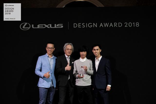 Vnwalls Garden đoạt giải Finalist tại cuộc thi Lexus Design Award 2018 - Ảnh 1.