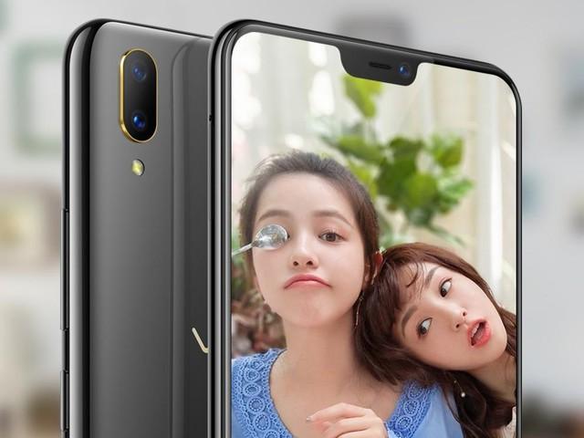 """""""Lộ diện"""" smartphone màn hình """"tai thỏ"""" 5,99 triệu của Vivo do Thế Giới Di Động độc quyền phân phối - Ảnh 3."""