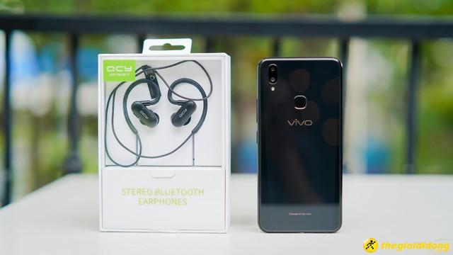 """""""Lộ diện"""" smartphone màn hình """"tai thỏ"""" 5,99 triệu của Vivo do Thế Giới Di Động độc quyền phân phối - Ảnh 6."""