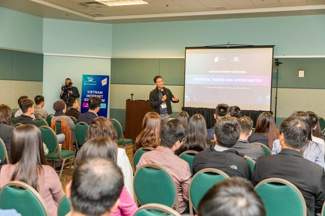 """""""Chất xám Việt trong nước và Silicon Valley xích lại gần nhau nhờ sự phát triển của công nghệ - Ảnh 1."""