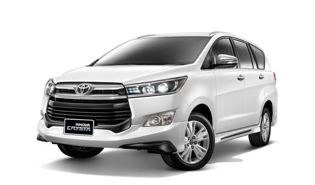 Những mẫu ô tô gầm cao được gia đình Việt ưa chuộng trong năm 2018 - Ảnh 2.