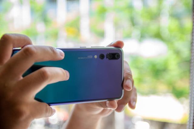 Huawei P20 Pro: Tìm hương vị lạ cho phân khúc cao cấp - ảnh 15
