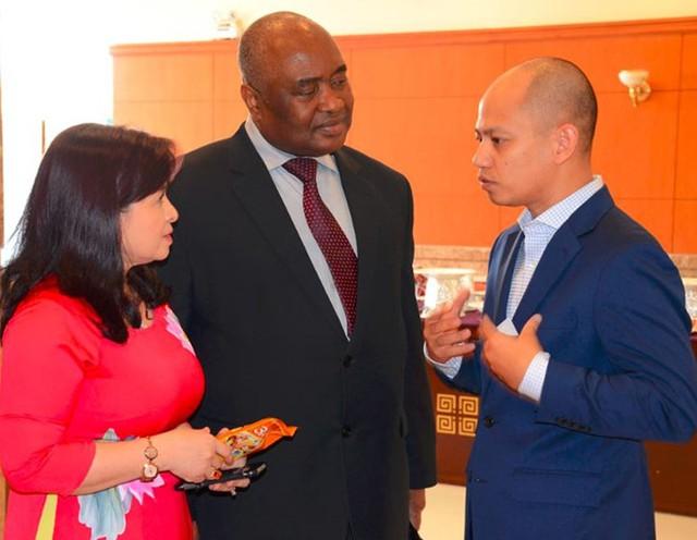 Doanh nghiệp Việt nhận giải thưởng danh giá Châu Á 2018 - Ảnh 1.