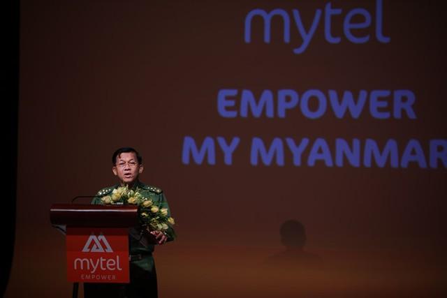 Mytel đặt mục tiêu trở thành mạng viễn thông tiếp thêm sức mạnh cho người dân, đất nước Myanmar - Ảnh 1.