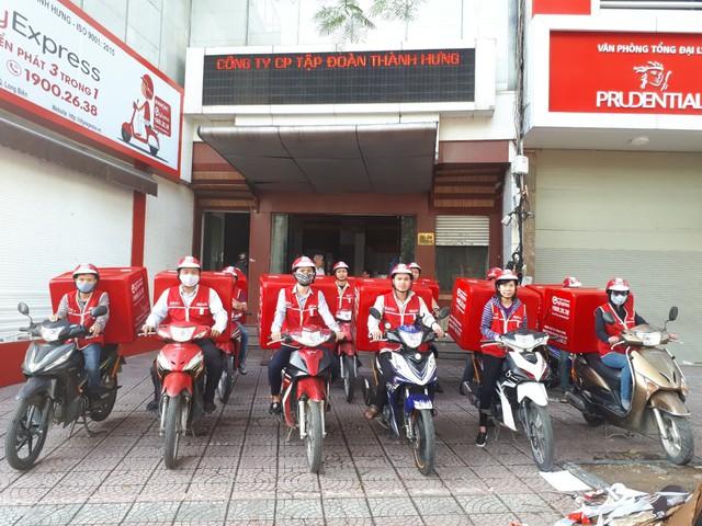 """Miễn phí 100% phí giao hàng tại Hà Nội và Tp. Hồ Chí Minh khi cài ứng dụng CityExpress và nhập mã """"FREE""""! - ảnh 3"""