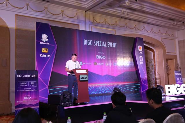 BIGO giới thiệu ứng dụng di động phát trực tiếp Cube TV - Ảnh 1.