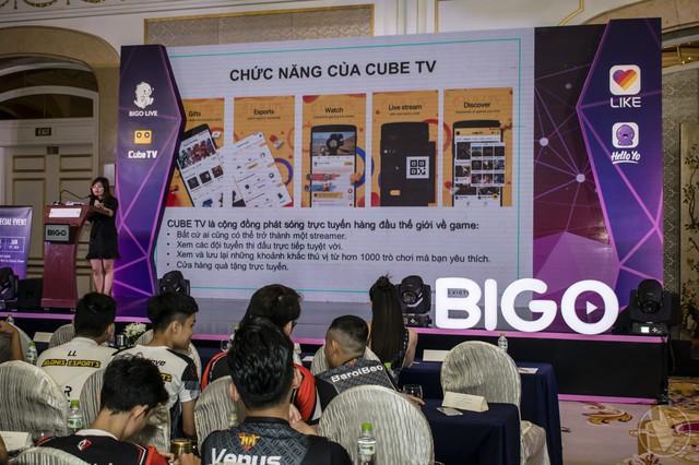BIGO giới thiệu ứng dụng di động phát trực tiếp Cube TV - Ảnh 2.