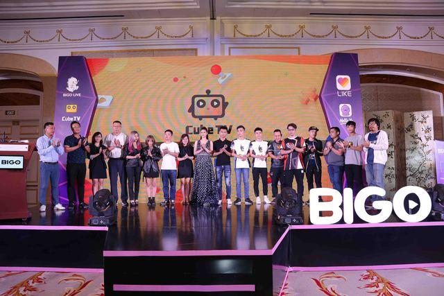 BIGO giới thiệu ứng dụng di động phát trực tiếp Cube TV - Ảnh 3.