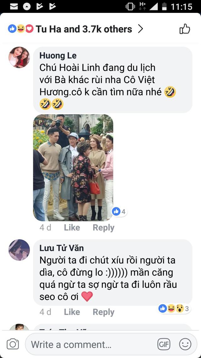 Giữa tâm bão #timnguoilac trên mạng xã hội, lộ tin Hoài Linh làm thám tử - ảnh 5