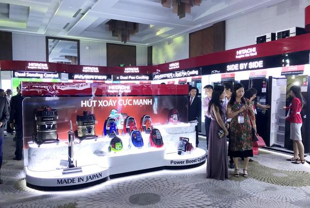 Hitachi ra mắt nhiều thiết bị điện gia dụng với nhiều cải tiến - Ảnh 3.