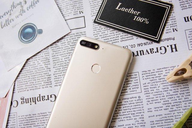 Huawei Y6 Prime 2018 - Smartphone sáng giá ở phân khúc 3 triệu đồng - Ảnh 2.