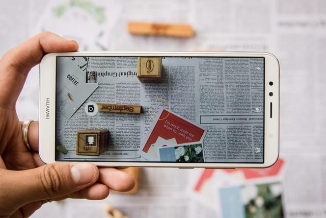 Huawei Y6 Prime 2018 - Smartphone sáng giá ở phân khúc 3 triệu đồng - Ảnh 4.