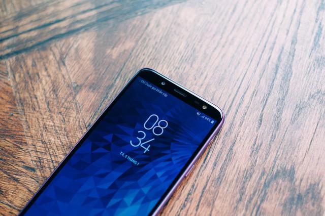 Samsung Galaxy J6 – Nhỏ và có võ, đáp ứng mọi nhu cầu giải trí nhẹ nhàng - Ảnh 8.