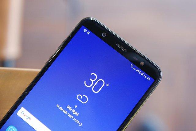 Trải nghiệm Galaxy J8: mang cái hồn của Galaxy S9, đẹp gọn gàng, giá hơn 7 triệu - Ảnh 3.