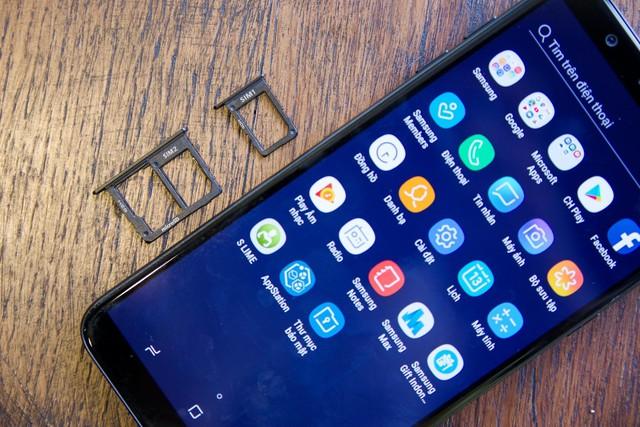 Trải nghiệm Galaxy J8: mang cái hồn của Galaxy S9, đẹp gọn gàng, giá hơn 7 triệu - Ảnh 8.