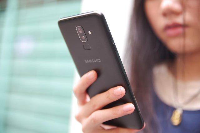 Trải nghiệm Galaxy J8: mang cái hồn của Galaxy S9, đẹp gọn gàng, giá hơn 7 triệu - Ảnh 10.