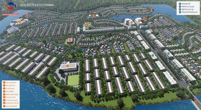 5 ưu thế vượt trội của Gami Eco Charm ăn đứt các dự án bất động sản khác - Ảnh 2.