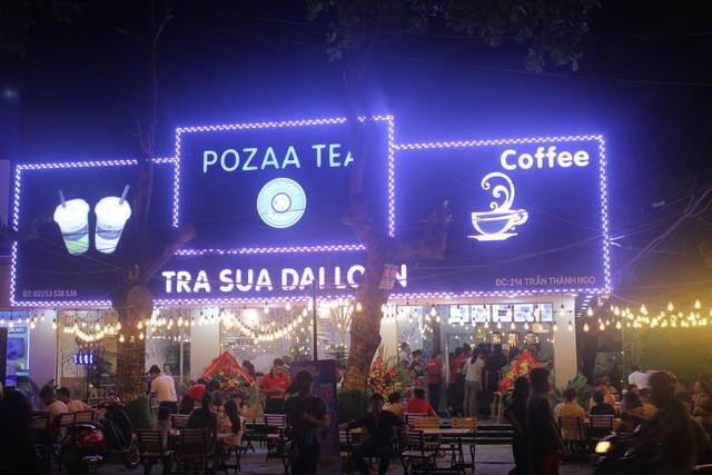 3000 ly trà sữa được bán trong ngày đầu khai trương, quán trà sữa Hải Phòng thành hiện tượng - Ảnh 4.