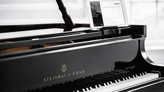 Steinway & Sons Spirio: Cây đàn piano tự động chơi có độ phân giải cao đầu tiên trên thế giới - Ảnh 3.