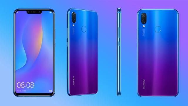 Điện Thoại Huawei Nova 3i - Hàng Chính Hãng