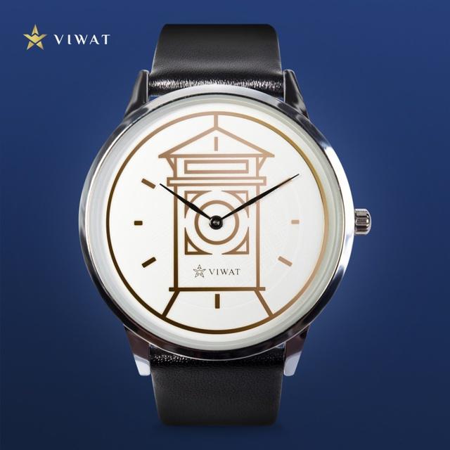"""Founder & CEO của Đồng hồ Việt Viwat: """"Viwat và Curnon là hai phong cách khác nhau"""" - Ảnh 1."""