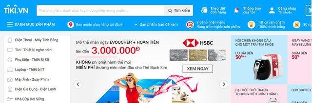 Gợi ý những website mua sắm online an toàn và uy tín tại Việt Nam năm 2018 - Ảnh 2.