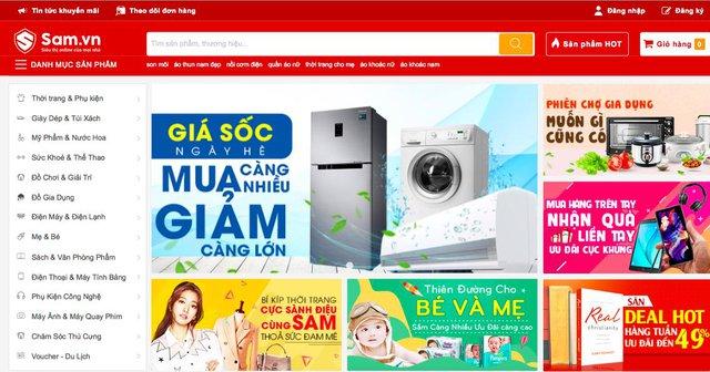 Gợi ý những website mua sắm online an toàn và uy tín tại Việt Nam năm 2018 - Ảnh 3.