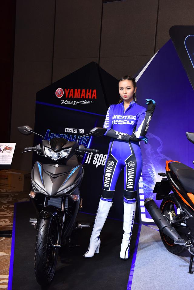 Chiêm ngưỡng vẻ đẹp của 5 thiên thần siêu cá tính trong biệt đội Yamaha Exciter Angels - Ảnh 3.
