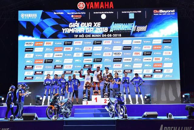 Chiêm ngưỡng vẻ đẹp của 5 thiên thần siêu cá tính trong biệt đội Yamaha Exciter Angels - Ảnh 6.