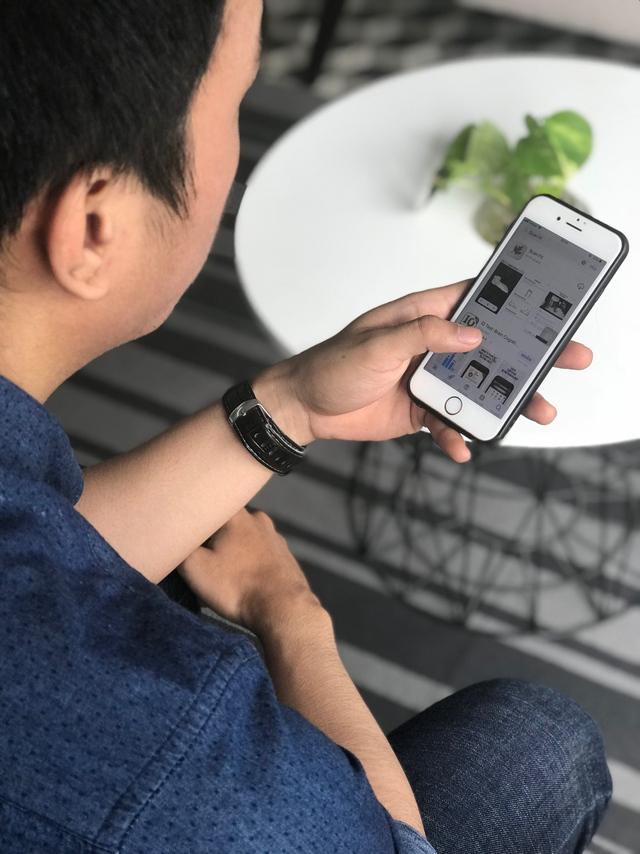 Xuất hiện App đo chân 100% của người Việt - ảnh 5