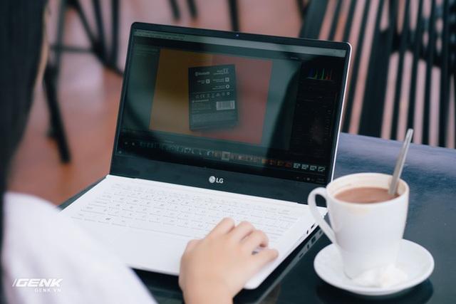 Đánh giá ultrabook LG gram 2018 - đồng nghiệp đáng tin cậy nhất của mọi dân văn phòng - Ảnh 11.