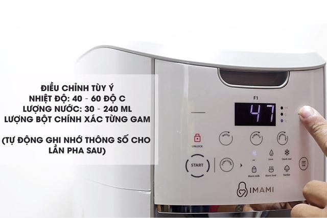 Chiếc máy pha sữa tiện lợi và thông minh hàng đầu - Ảnh 1.