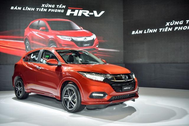 """Honda Việt Nam giới thiệu mẫu xe Honda HR-V hoàn toàn mới """"Xứng tầm bản lĩnh tiên phong"""" - Ảnh 1."""