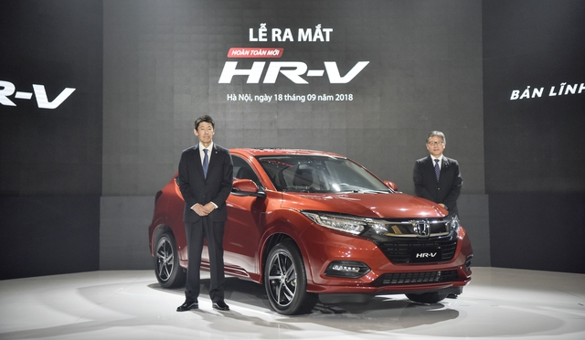 """Honda Việt Nam giới thiệu mẫu xe Honda HR-V hoàn toàn mới """"Xứng tầm bản lĩnh tiên phong"""" - Ảnh 4."""