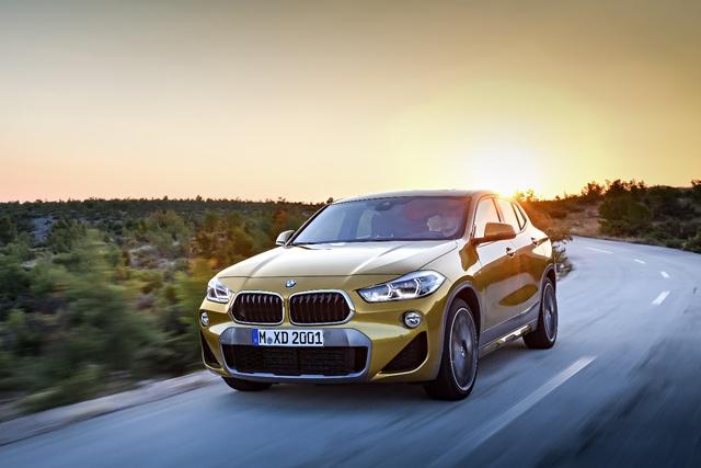 BMW X2: Sống khác biệt, bạn có dám? - Ảnh 4.