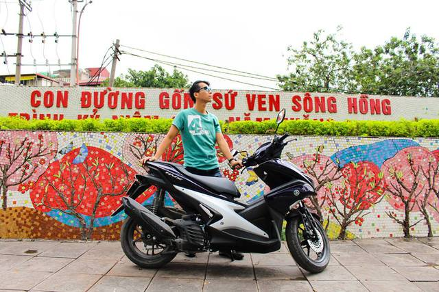 """Giới trẻ hào hứng trải nghiệm 7 ngày """"sống chất"""" cùng xe Yamaha NVX - Ảnh 3."""