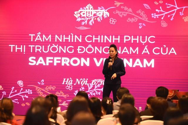 Tầm nhìn chinh phục thị trường Saffron Đông Nam Á của doanh nghiệp Việt - Ảnh 1.