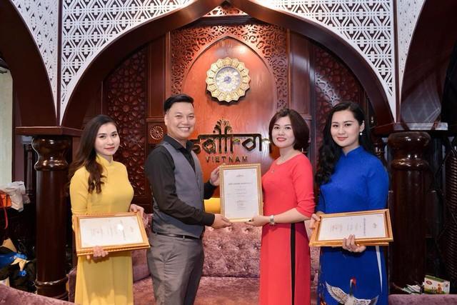 Tầm nhìn chinh phục thị trường Saffron Đông Nam Á của doanh nghiệp Việt - Ảnh 2.