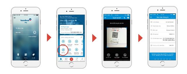 Vietjet Air nâng tầm tiện ích cho khách hàng bằng thanh toán qua QR Code - Ảnh 1.