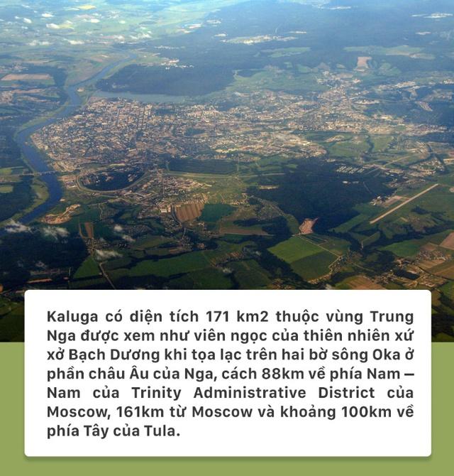 Kaluga - Vùng đất TH xây dựng nhà máy sữa có gì đặc biệt? - Ảnh 3.