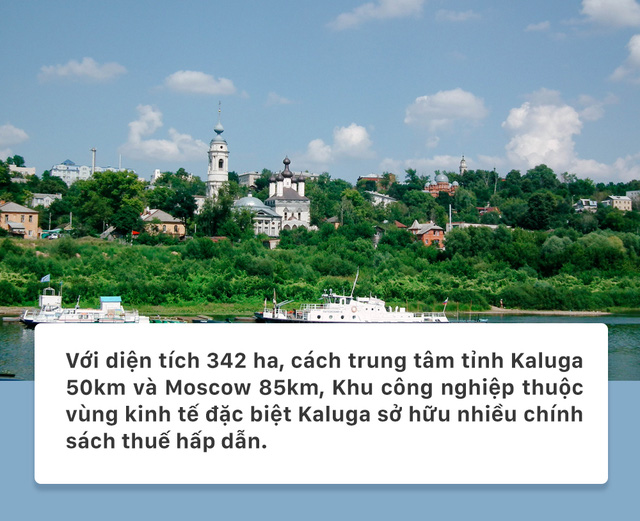 Kaluga - Vùng đất TH xây dựng nhà máy sữa có gì đặc biệt? - Ảnh 7.