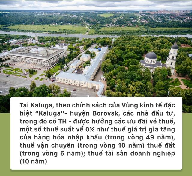 Kaluga - Vùng đất TH xây dựng nhà máy sữa có gì đặc biệt? - Ảnh 8.