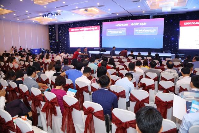 Hơn 1000 doanh nhân tham dự sự kiện Kinh Doanh Thực Chiến Thời Đại Số - Ảnh 1.