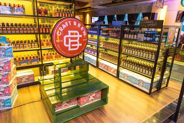 Khai trương chuỗi bia thủ công Mỹ nhập khẩu craftbrew.vn - Ảnh 4.