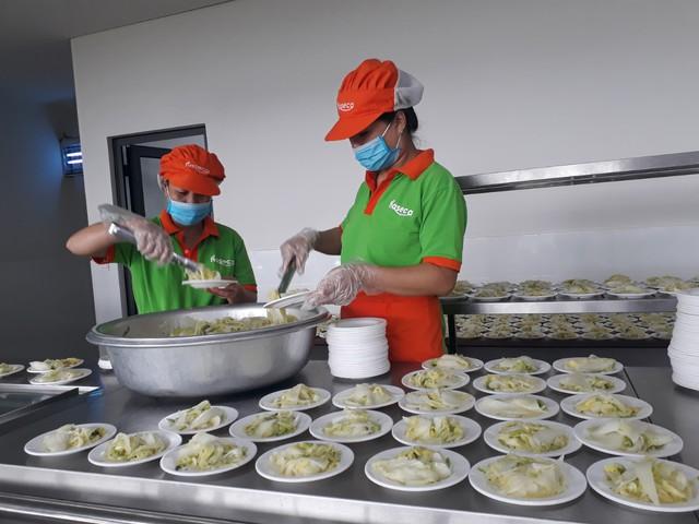 Haseca: 12 năm tận tâm với những suất ăn công nghiệp xanh, sạch - Ảnh 3.