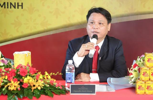 Siêu mẫu Bình Minh làm đại sứ thương hiệu Thực phẩm bảo vệ sức khỏe Hero Perfect