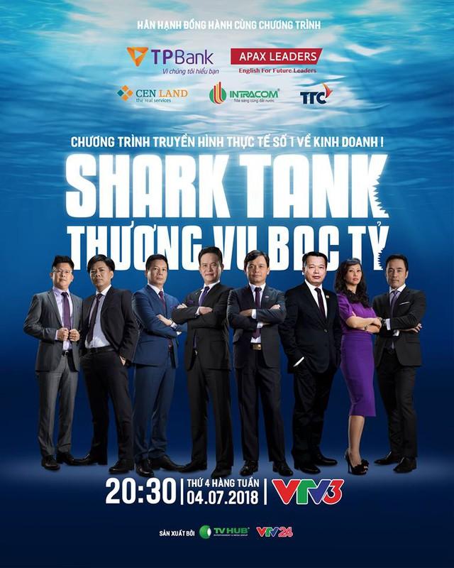 Gấp đôi mùa 1, Shark Tank mùa 2 gọi được hơn 206 tỷ đồng - Ảnh 1.