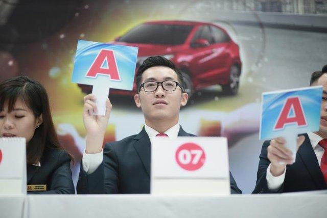 Sôi động cuộc thi Tư Vấn Sản Phẩm xuất sắc – Cố Vấn Dịch Vụ giỏi năm 2018 của Honda Việt Nam - Ảnh 2.